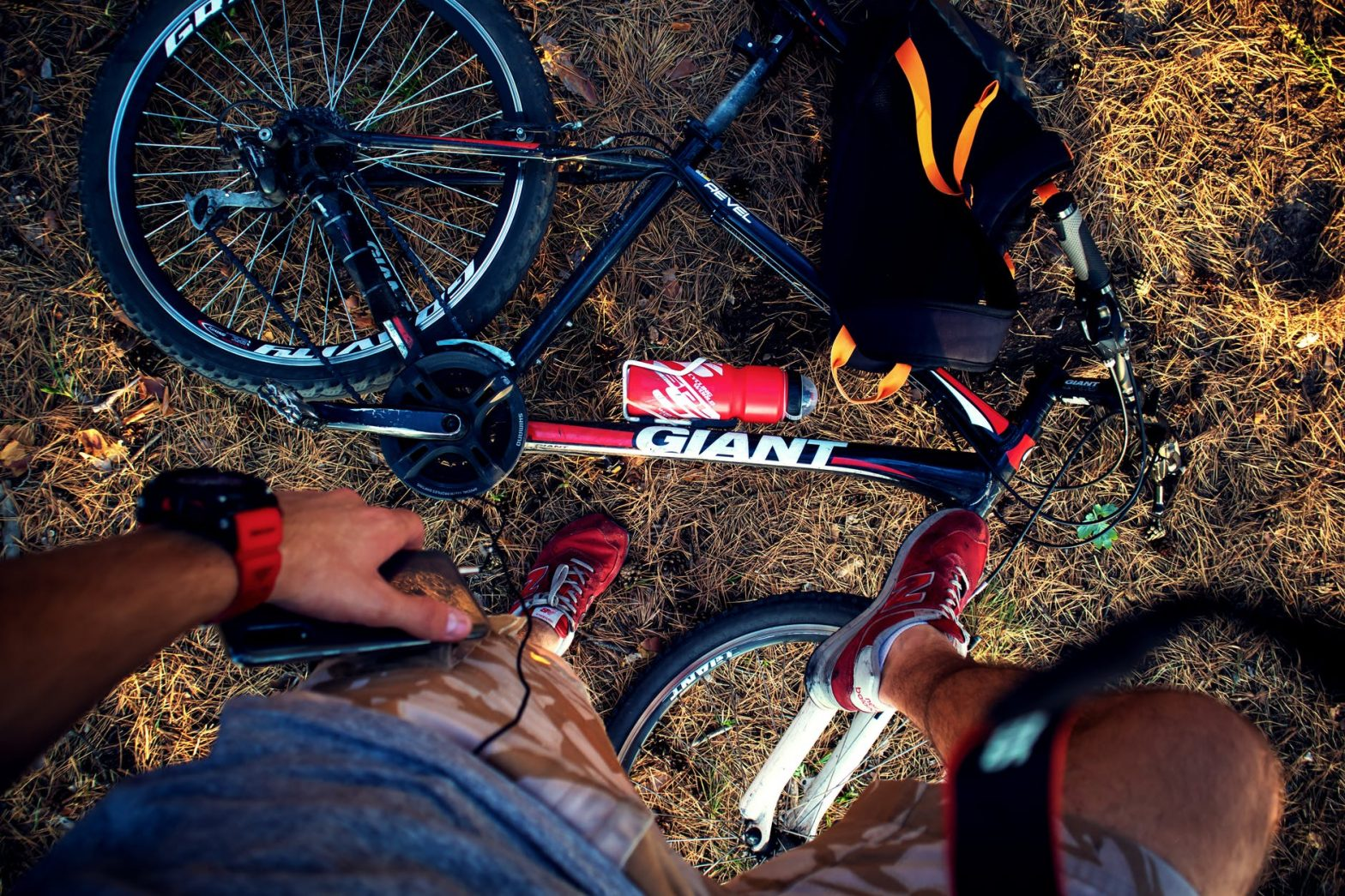 z czego składa się rower